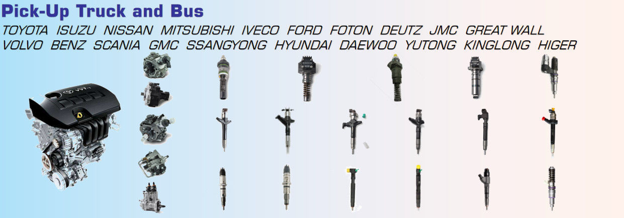 China best TOYOTA Fuel Injector on sales