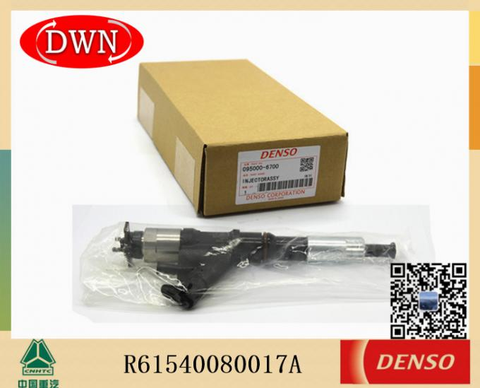 SINOTRUK HOWO R61540080017A DENSO Fuel Injector 095000-6700 0950006700