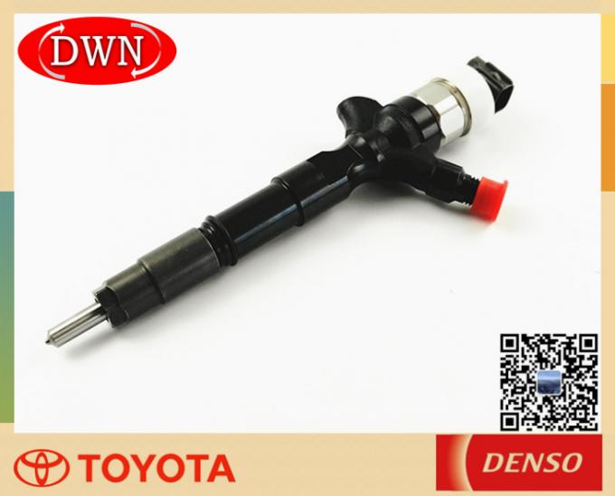 DENSO Fuel Injector 095000-7761 9709500-776 For Toyota 1KD 2KD FTV 23670-30300