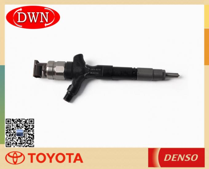 Toyota 1KD FTV Engine Fuel Injector 23670-0L110 DENSO 295050-0810