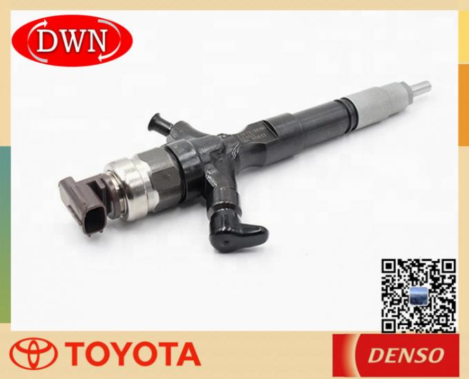Toyota Genuine Fuel Injector 23670-30190 For 1KD 2KD Diesel Engine