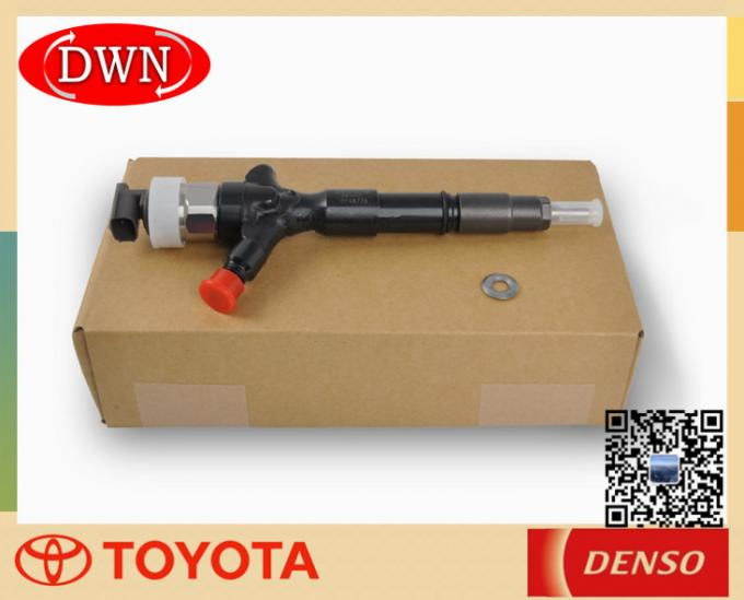 Toyota Genuine Fuel Injector 23670-30150 For 2KD FTV DENSO 095000-7780