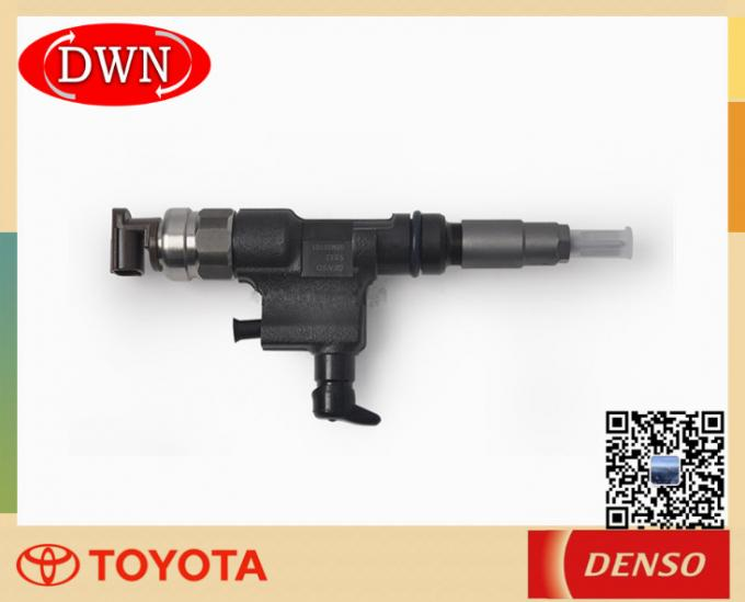 Genuine Toyota Series Diesel Engine Fuel Injector 23670-E0150 DENSO 095000-5332