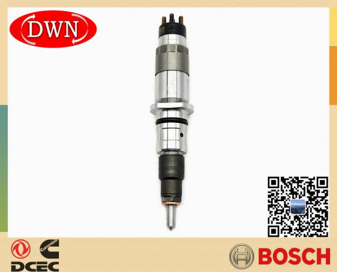 BOSCH Genuine Fuel Injector 0445120123 For DCEC ISDe_EU3 Diesel Engine 4937065