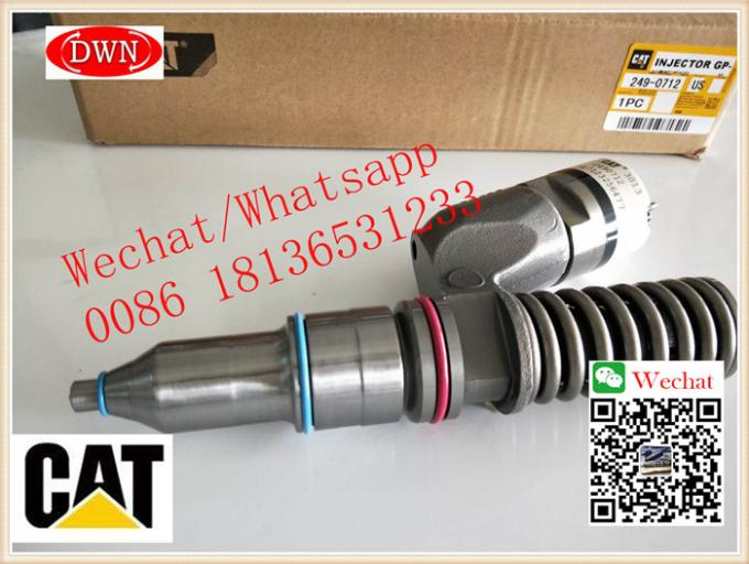 2490712 Common Rail Fuel Injector , C11 C13 CAT Injector 249-0712 In Stock