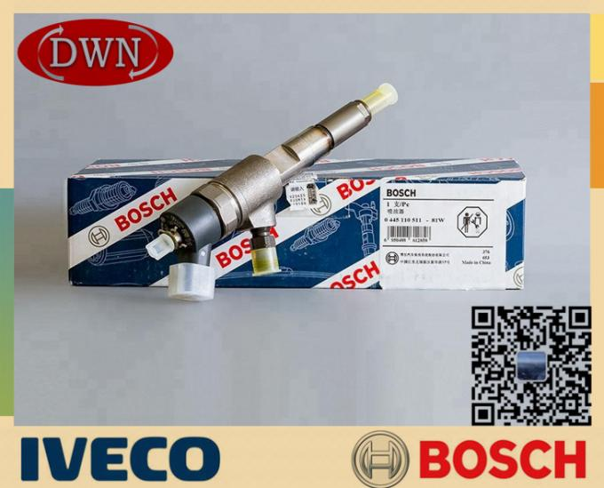 0445110511 IVECO Diesel Engine Fuel Injector DLLA150P2339 0433172339 F00VC01365