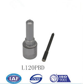 Low Oil Return Diesel Injector Nozzle , Diesel Pump Nozzle For Diesel Engine