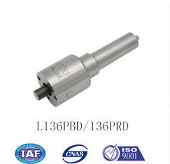 High Speed Steel Material Diesel Fuel Pump Nozzle L136PBD / L136PRD