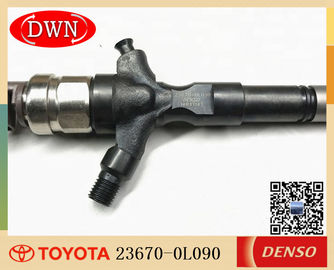 DENSO Fuel Injector 295050-018# For Toyota Hilux 2KD Engine Injector 23670-0L090