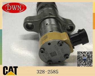 China Caterpillar C7 Excavator Engine Fuel Injector 328-2585 3282585 10R7225 factory