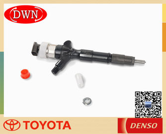 China Toyota Genuine Fuel Injector 23670-30150 For 2KD FTV DENSO 095000-7780 factory