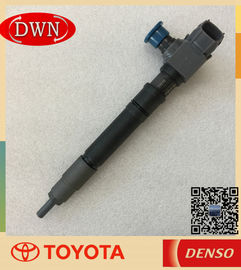 China Toyota G4 Genuine Piezo Fuel Injector 23670-0E020 DENSO 295700-0560 factory