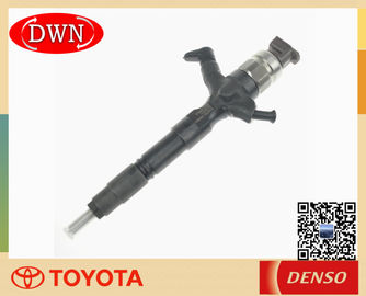 Toyota 1KD FTV Engine Fuel Injector 23670-30400 DENSO 295050-0460