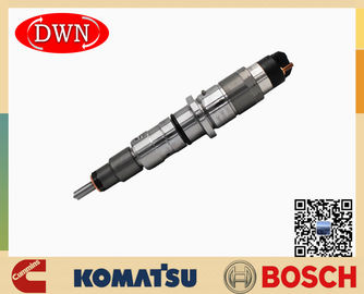 BOSCH Fuel Injector 0445120236 For KOMAT'SU Excavator 6745-12-3100 With Cummins Engine 5263308