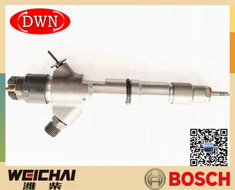 BOSCH Original Fuel Injector 0445120343 For WEICHAI 612640080031 WP10 Diesel Engine
