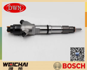 BOSCH Original Fuel Injector 0445120344 For WEICHAI 612640080031 WP10 Diesel Engine