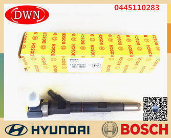 China 33800-4A300 Hyundai Excavator Engine BOSCH Fuel Injector 0445110283 0 445 110 283 factory