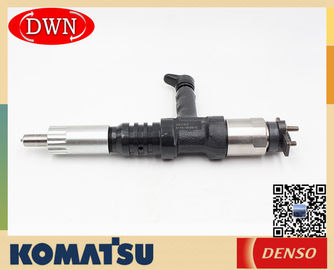 China 6261-11-3200 KOMAT'SU SA6D140 Excavator Engine Fuel Injector DENSO 095000-6140 factory