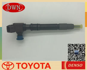 China Toyota G4 Genuine Piezo Fuel Injector 23670-0E010 DENSO 295700-0550 factory