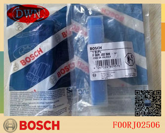 F00RJ02506 BOSCH New and Genuine Control Valve For 0445120181 0445120199 0445120257