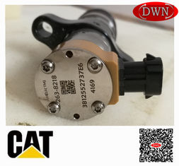 China Caterpillar  Diesel Common Rail Fuel Injector 10R7225 2638218 263-8218 For Excavator CAT C7 factory