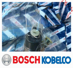 China BOSCH common rail diesel fuel Engine Injector 0445120126  for  KOBELCO excavator SK130-8 D04FR engine factory
