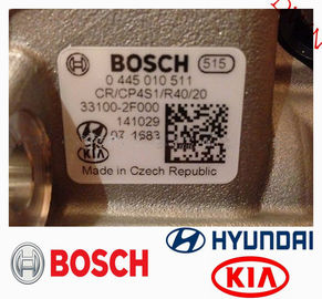China BOSCH Diesel engine parts fuel injection pump  0445010511 = 33100-2F000  for  HYUNDAI  KIA  engine factory