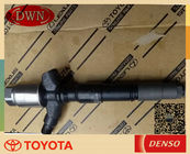 Genuine Toyota Fuel Injector 23670-30270 For Lexus Diesel Engine supplier