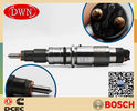 BOSCH Genuine Fuel Injector 0445120123 For DCEC ISDe_EU3 Diesel Engine 4937065 supplier