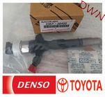 TOYOTA 2KD Engine denso diesel fuel injection common rail injector 23670-30400