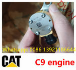 Caterpillar Diesel Fuel Injector 2544339 Fuel Injector CAT  254-4339 for  CAT C7 C9 Engine