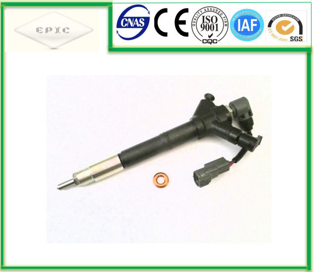 DENSO Diesel Fuel Injectors 23670-0R040 TOYOTA Avensis T25 D-CAT 2.2 130KW Fuel Injector supplier