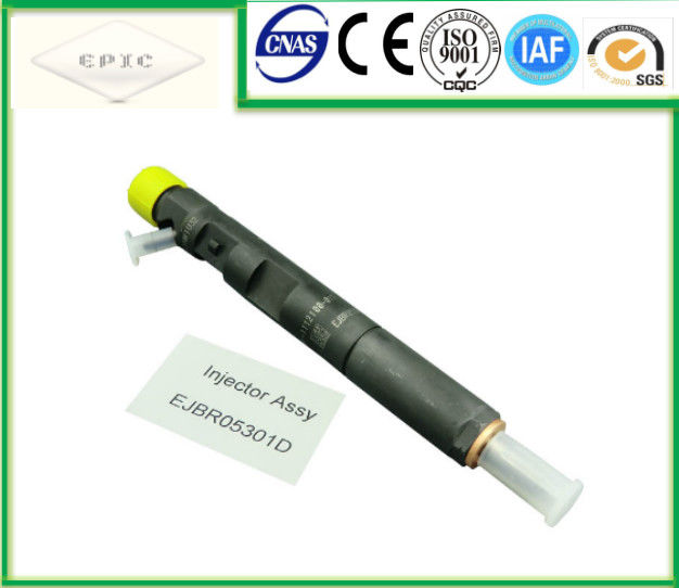 New Common Rail Injector EJBR05301D F50001112100011 YUCHAI 2,6L 4F Engine YC4F-2008 supplier