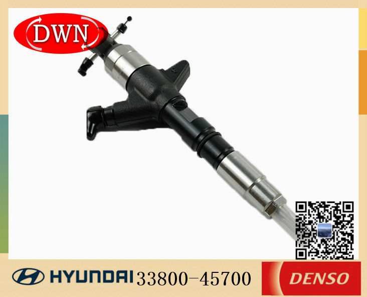 DENSO Common Rail Injector 095000-5550 0950005550 For Hyundai Excavator 338000-45700 supplier