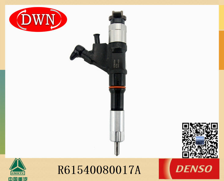DENSO Fuel Injector 095000-6700 0950006700 For SINOTRUK HOWO R61540080017A supplier