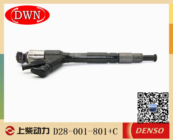 DENSO Original Fuel Injector 095000-6791 095000-6792 For SDEC D28-001-801+C supplier