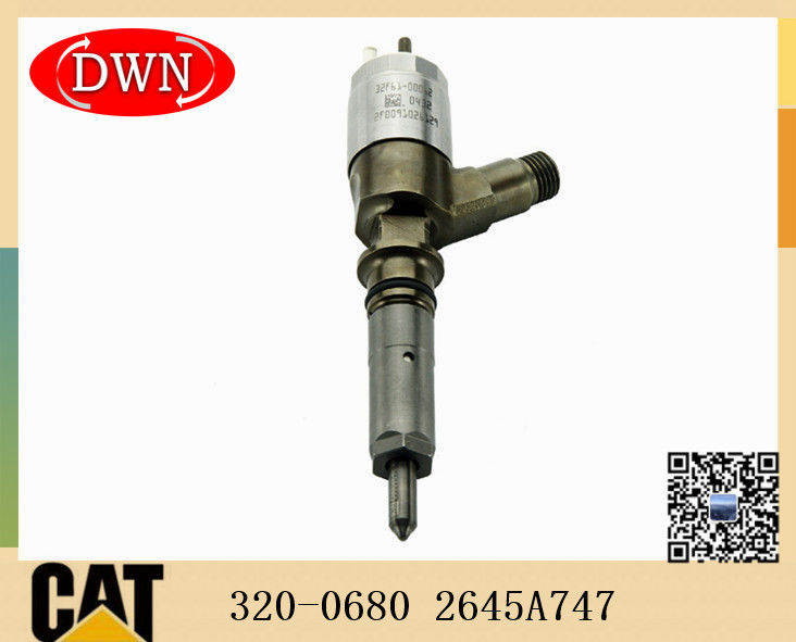 CAT 320D C6.6 Excavator Engine Fuel Injector 320-0680 3200680 2645A747 supplier