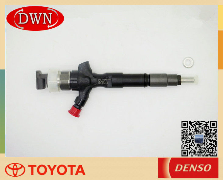 DENSO Fuel Injector 095000-7761 9709500-776 For Toyota 1KD 2KD FTV 23670-30300 supplier