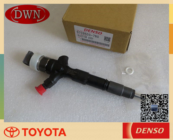 Toyota 2KD-FTV Fuel Injector 23670-30310 DENSO 9709500-780 095000-7800 supplier