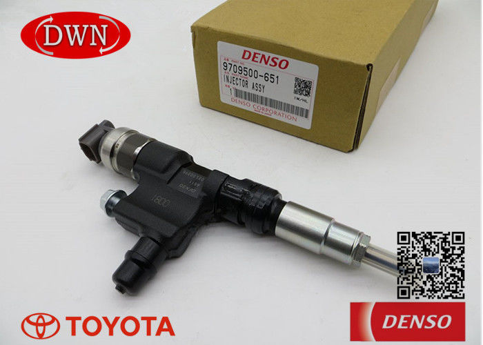 DENSO Fuel injector 095000-6510, 095000-6511, 9709500-651, 23670-E0081, 23670-E0080, 23670-79016, 23670-79017 supplier