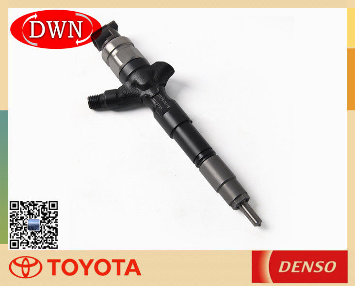 Toyota 1KD FTV Engine Fuel Injector 23670-0L110 DENSO 295050-0810 supplier
