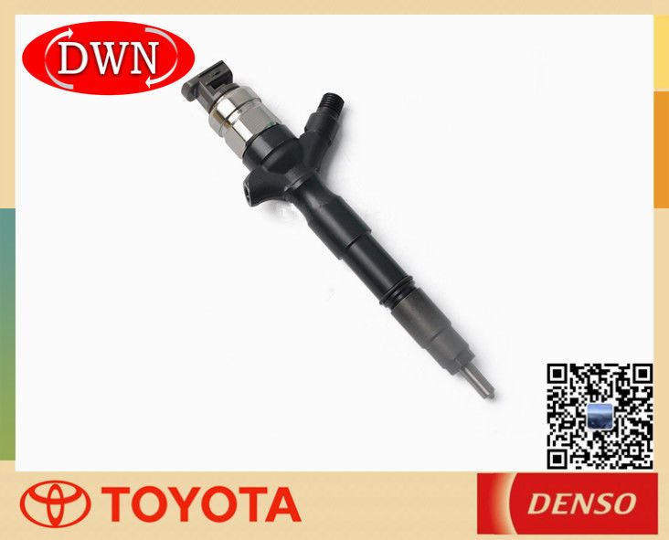 Toyota 1KD 2KD FTV Engine Fuel Injector 23670-09060 DENSO 095000-7761 9709500-776 supplier