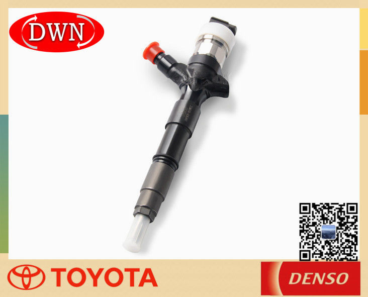 Toyota 2KD FTV Genuine Fuel Injector 23670-09380 DENSO 295050-0810 supplier