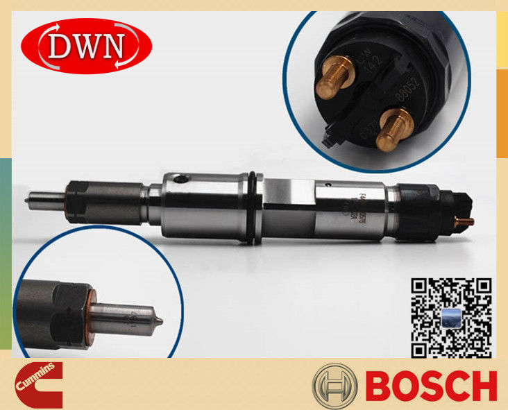 Genuine BOSCH Fuel Injector 0445120142 For Kamaz JAMZ Engine 650.1112010 supplier