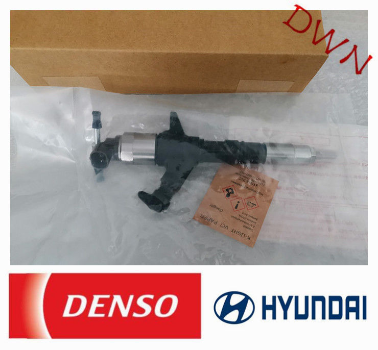 DENSO Common Rail Fuel Injector 095000-8310 For Hyundai HD78 3.9L Engine supplier