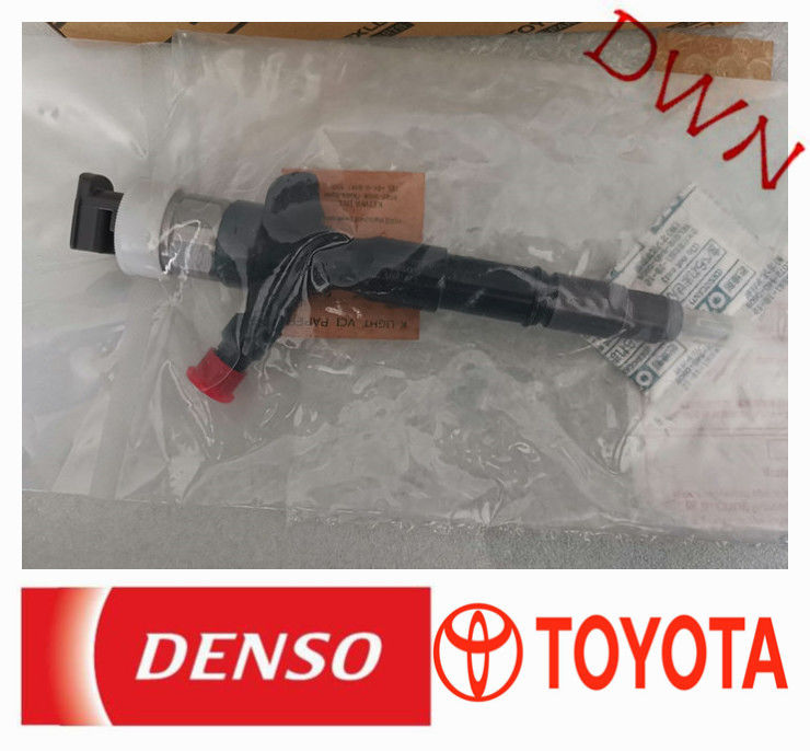 TOYOTA  2KD Engine denso diesel fuel injection common rail injector 23670-09380 supplier